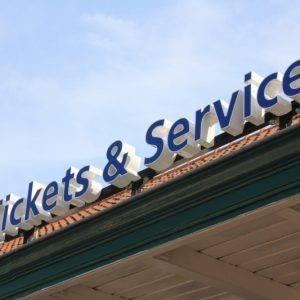 Tickets & Service station deventer