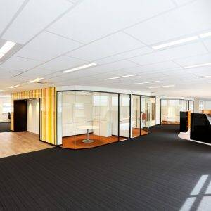 Revitalisering kantoorpand Drukwerkdeal.nl